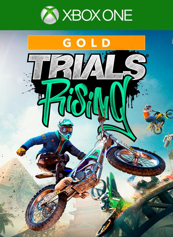 Trials® Rising - Digital Gold Edition boxshot