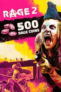 Carátula del juego RAGE 2: 500 RAGE Coins