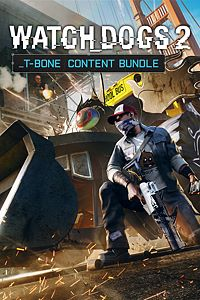 Carátula del juego Watch_Dogs 2 T-Bone Content Bundle