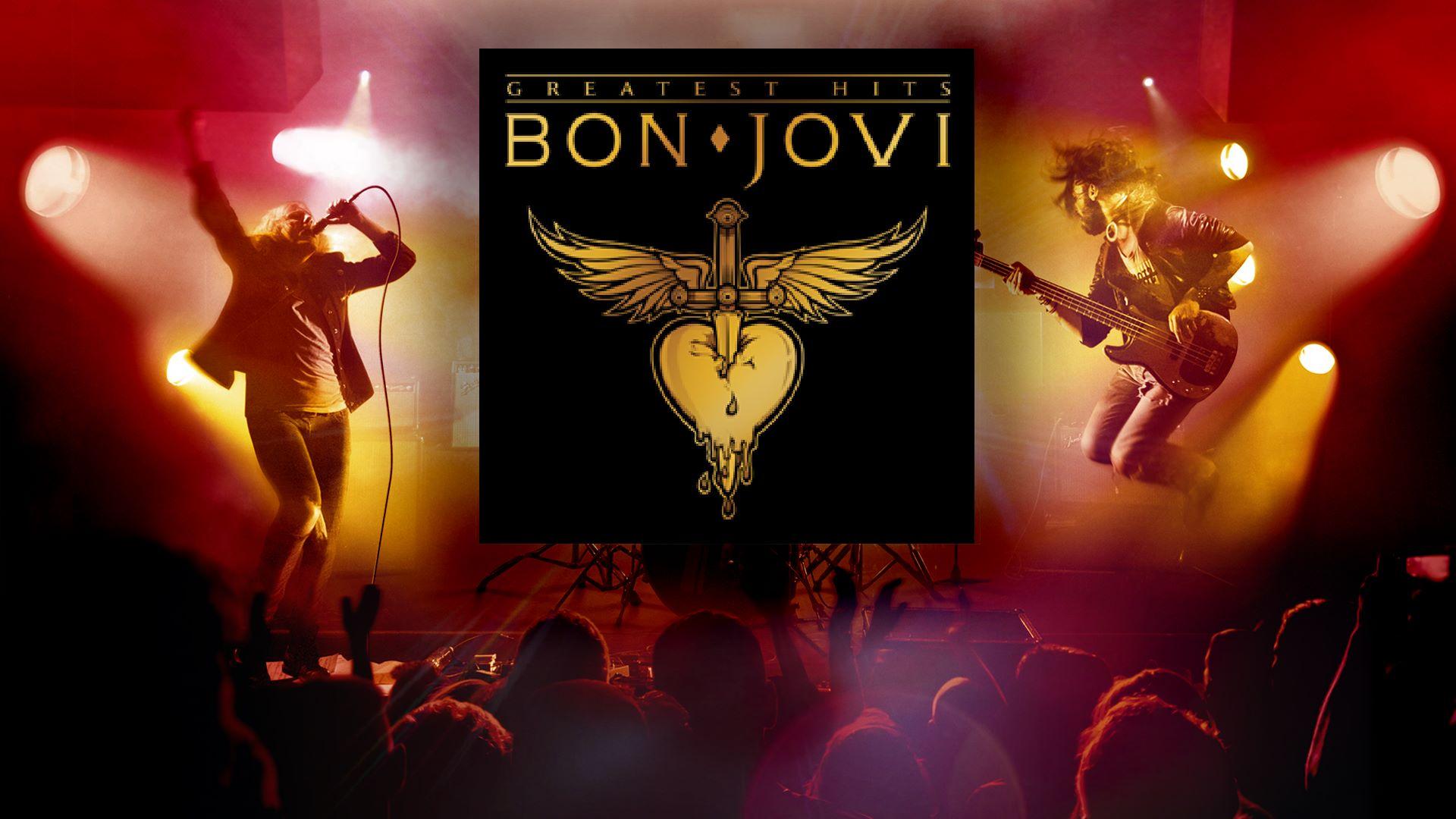 album bon jovi you give love a bad name mp3