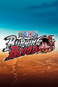 Carátula del juego One Piece: Burning Blood Customization Pack
