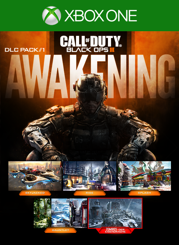 Call of Duty: Black Ops III - Awakening boxshot