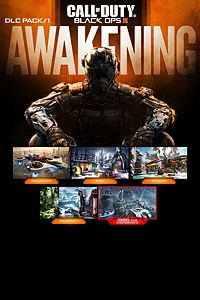 Carátula del juego Call of Duty: Black Ops III – Awakening DLC de Xbox One