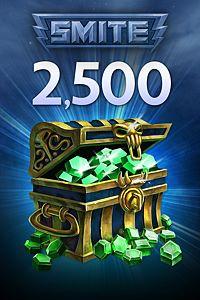 2500 Gemas