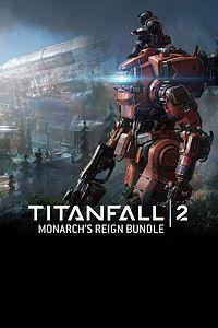 Carátula del juego Titanfall 2: Monarch's Reign Bundle