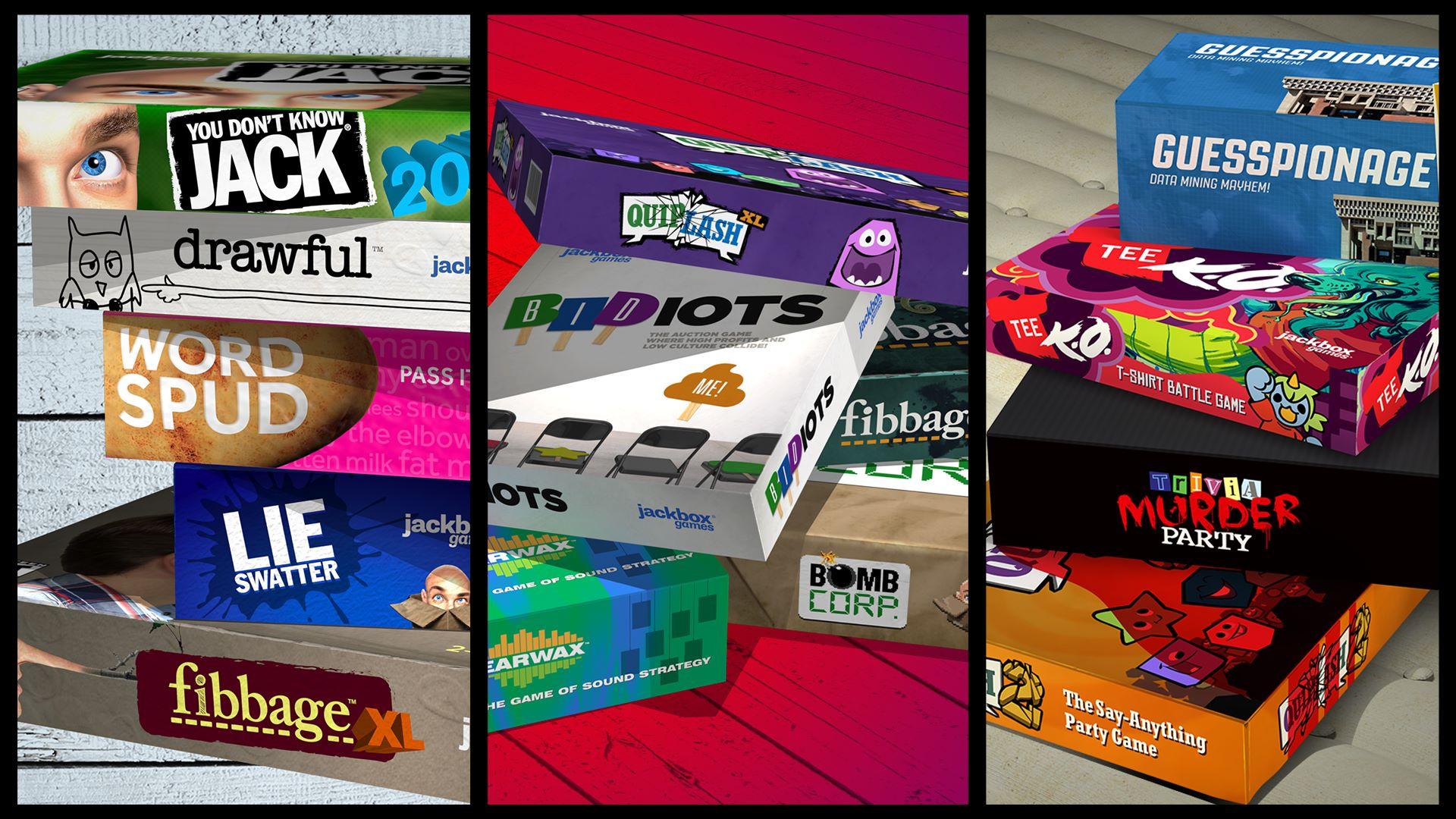 Buy The Jackbox Party Trilogy - Microsoft Store