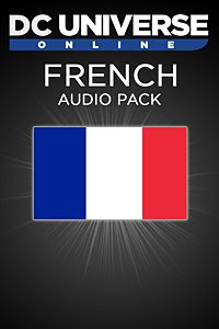 Carátula del juego French Audio Pack (FREE)