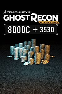 Carátula del juego Tom Clancy's Ghost Recon Wildlands - Extra Large Pack 11530 GR Credits