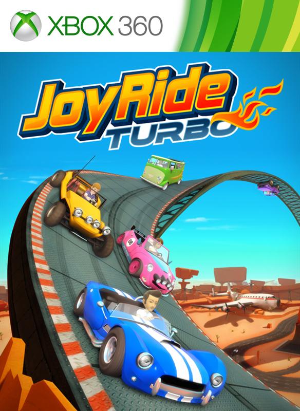 Joy Ride Turbo boxshot