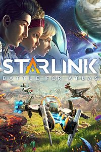 Carátula del juego Starlink: Battle for Atlas