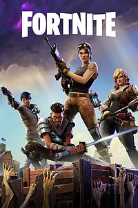 Carátula del juego Fortnite