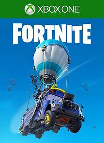 Fortnite Battle Royale imagem da caixa