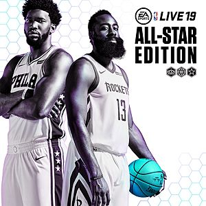 NBA LIVE 19 All-Star Edition Xbox One