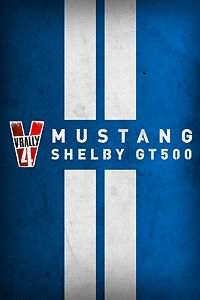 Carátula del juego Ford Shelby GT500