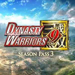 DYNASTY WARRIORS 9: Season Pass 3 Xbox One