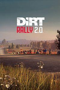 Carátula del juego DiRT Rally 2.0 - Germany Rally