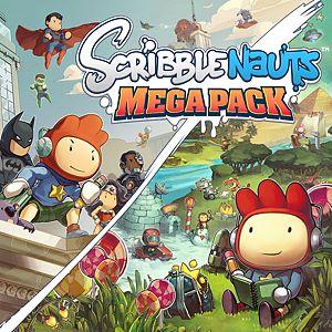 Scribblenauts Mega Pack Xbox One