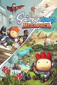 Carátula del juego Scribblenauts Mega Pack