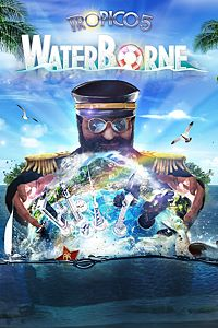 Carátula del juego Tropico 5 - Waterborne de Xbox One