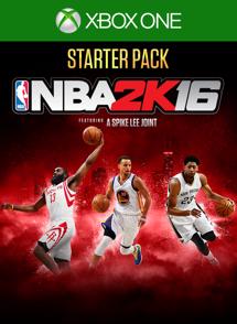 NBA 2K16 Starter Pack