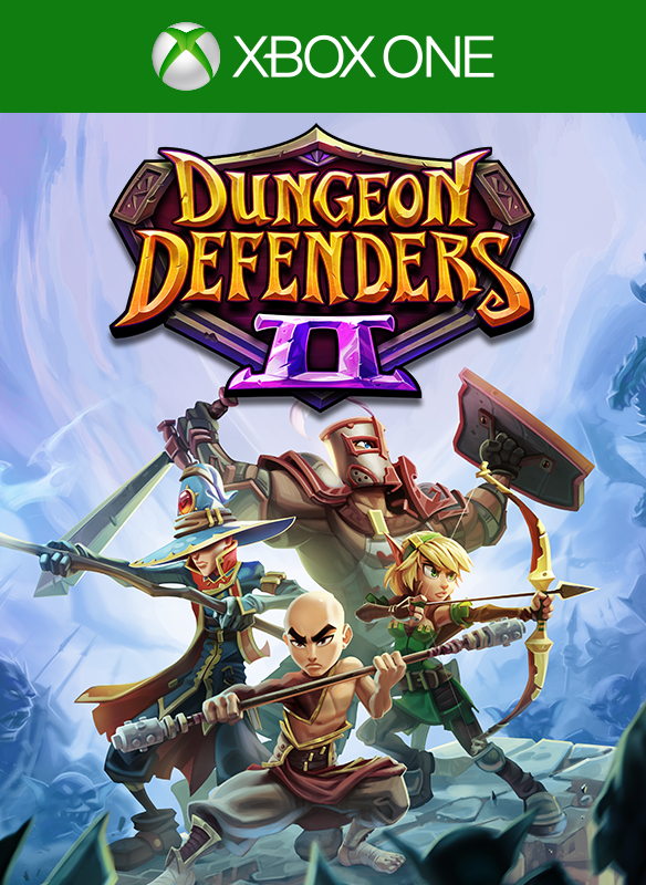 Dungeon Defenders II boxshot