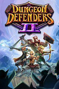 Carátula del juego Dungeon Defenders II