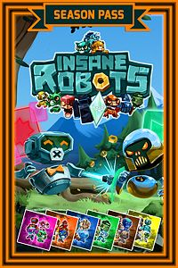 Carátula del juego Insane Robots - Season Pass