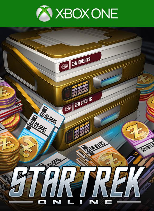 11000 Star Trek Online Zen boxshot