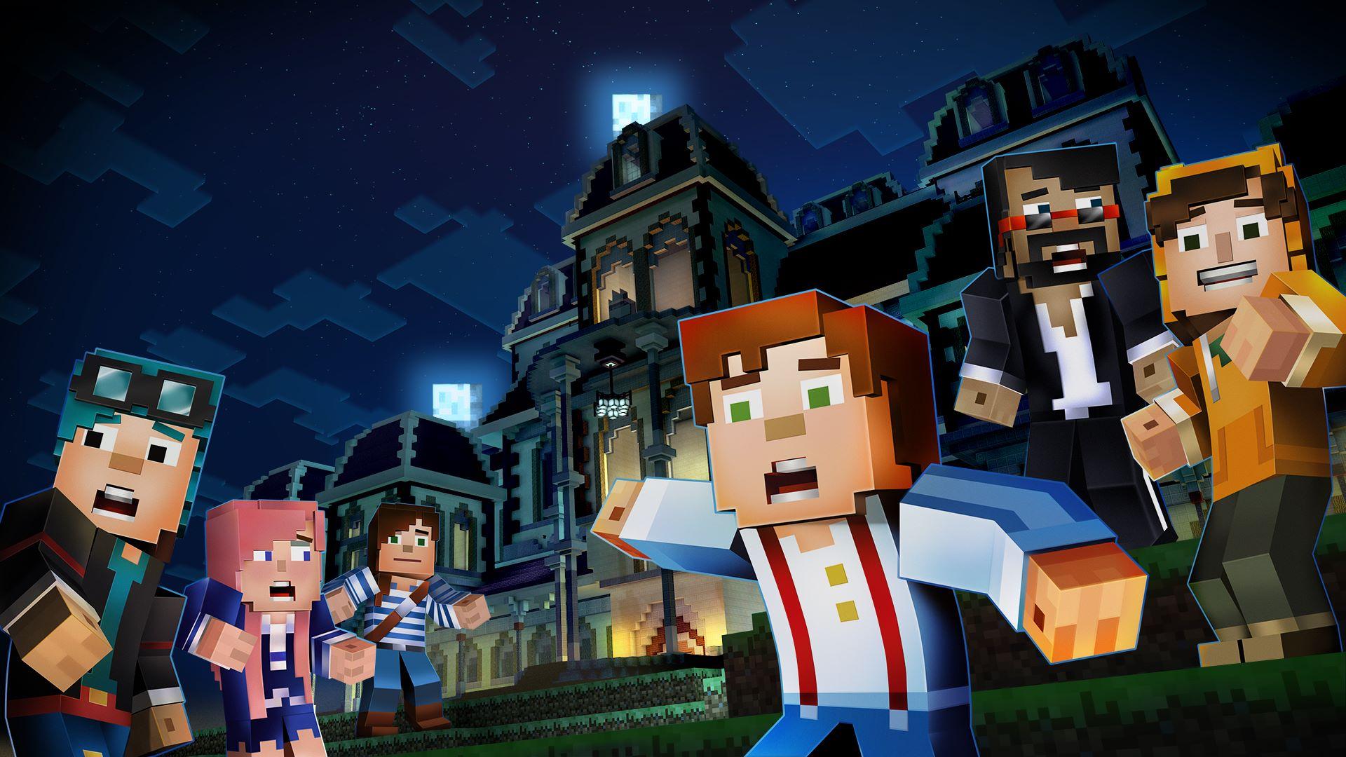 buy minecraft story mode episode 6 a portal to mystery
