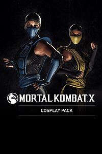Carátula del juego Cosplay Pack