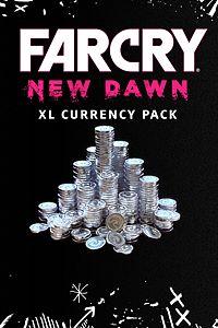 Carátula del juego Far Cry New Dawn Credits Pack - XL