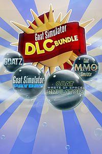 Carátula para el juego Goat Simulator DLC Bundle de Xbox 360