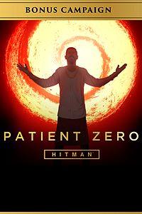 Carátula del juego HITMAN - Bonus Campaign: Patient Zero
