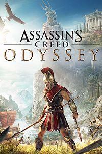 Carátula del juego Assassin's Creed Odyssey