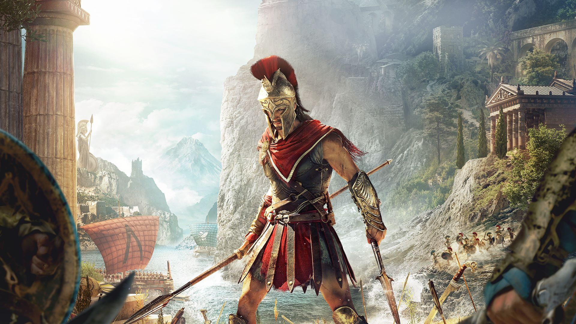 Buy Assassin's Creed® Odyssey - Microsoft Store en-CA