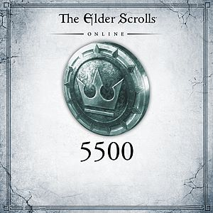 The Elder Scrolls Online: 5500 Crowns Xbox One