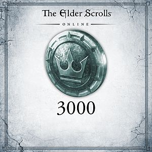 The Elder Scrolls Online: 3000 Crowns Xbox One