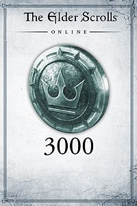 Carátula del juego The Elder Scrolls Online: 3000 Crowns