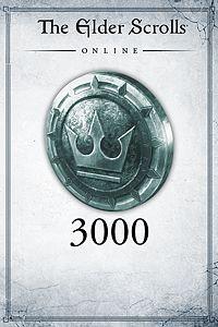 Carátula del juego The Elder Scrolls Online: 3000 Crowns de Xbox One
