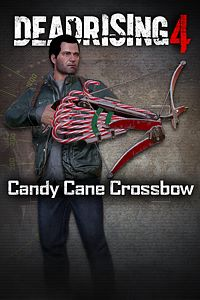 Carátula del juego Dead Rising 4 - Candy Cane Crossbow de Xbox One