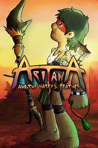 Carátula del juego Aritana and the Harpy