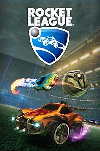 Carátula del juego Rocket League