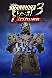 Carátula del juego WARRIORS OROCHI 3 Ultimate DWSF COSTUME - WEI