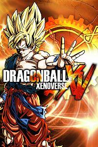 Carátula del juego DRAGON BALL XENOVERSE