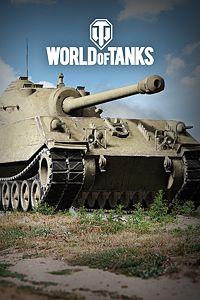 Carátula del juego World of Tanks - Chrysler K Ultimate