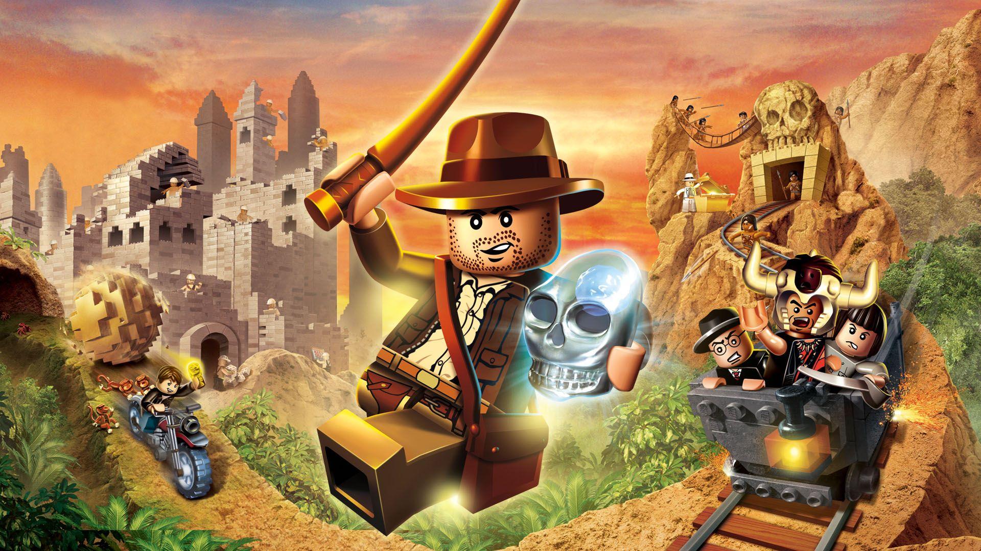 Buy LEGO® Indiana Jones™ 2 - Microsoft Store 565b82beb4e