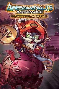 Carátula del juego Professor M. Yoolip - Awesomenauts Assemble! Character de Xbox One