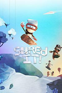 Carátula del juego Shred It! para Xbox One