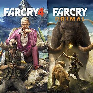 FAR CRY 4 + FAR CRY PRIMAL BUNDLE Xbox One
