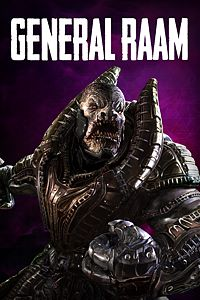 Carátula del juego General RAAM